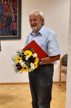 Ehrenvorsitzender Alfred Winkler